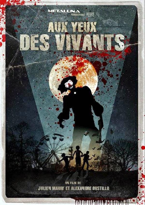 Watch Aux yeux des vivants Movie Free Online
