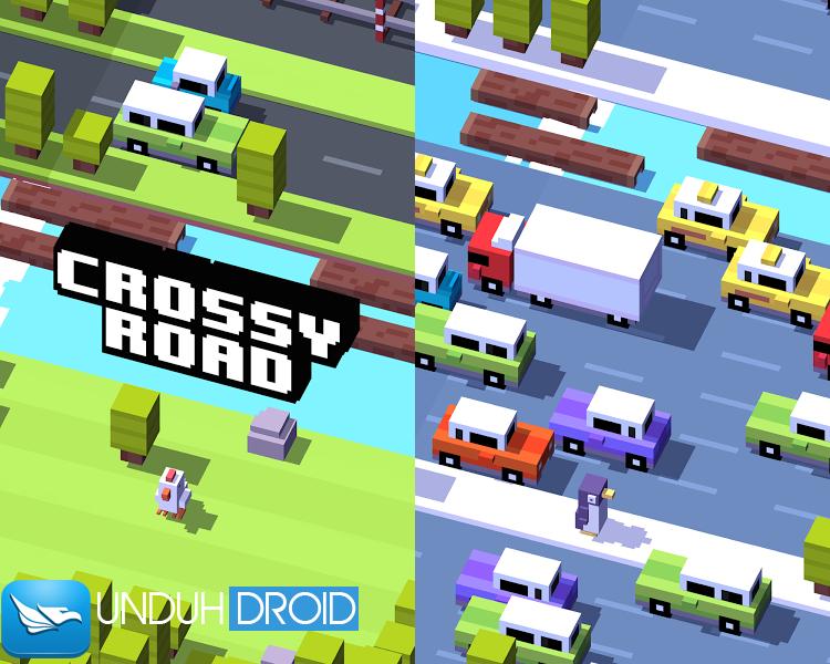 Download Game Crossy Road v1.0.1 Apk