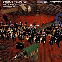 Cover of Stalhlwerksinfonie by Die Krupps