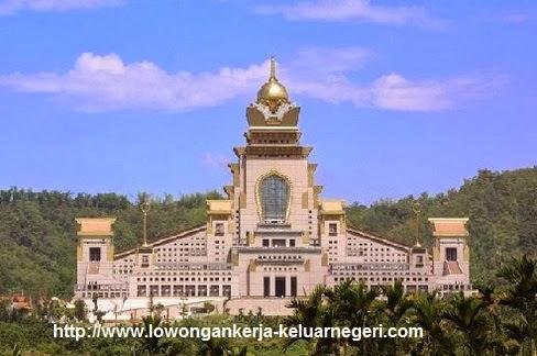 Chung Tai Chan Monastery di Taiwan - Info Ali Syarief 0877-8195-8889 - 081320432002-Pin 742D4E56