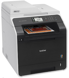 Free download driver for Brother Printer MFCL8600CDW