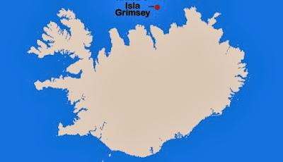 enjambre sísmico a despertado temores entre los residentes de la isla Grímsey