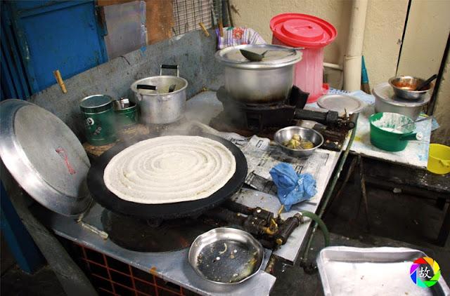 Lorong Lumut印度煎饼