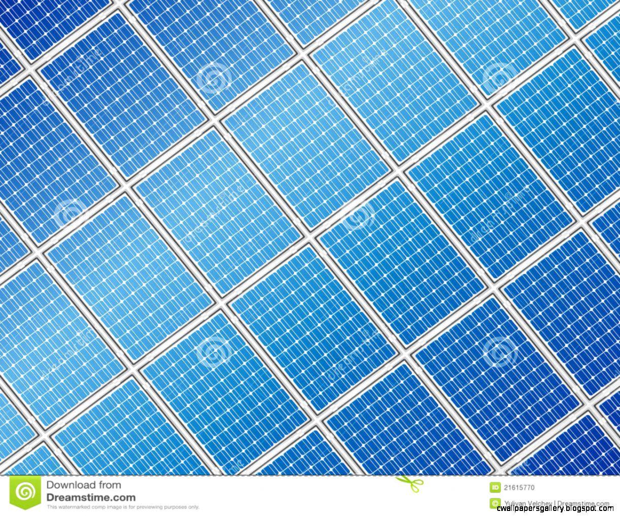 Solar Panel Background Stock Photo   Image 21615770