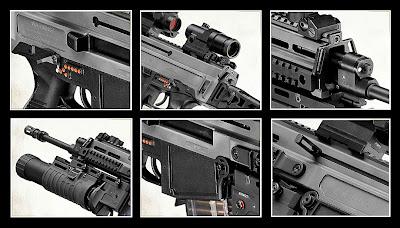 Fusil de asalto cz 805