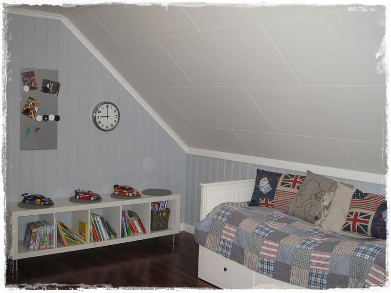 Seng Gutterom : Ronstrand seng til gutterommet