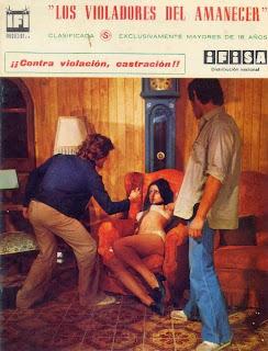 Los violadores del amanecer 1978