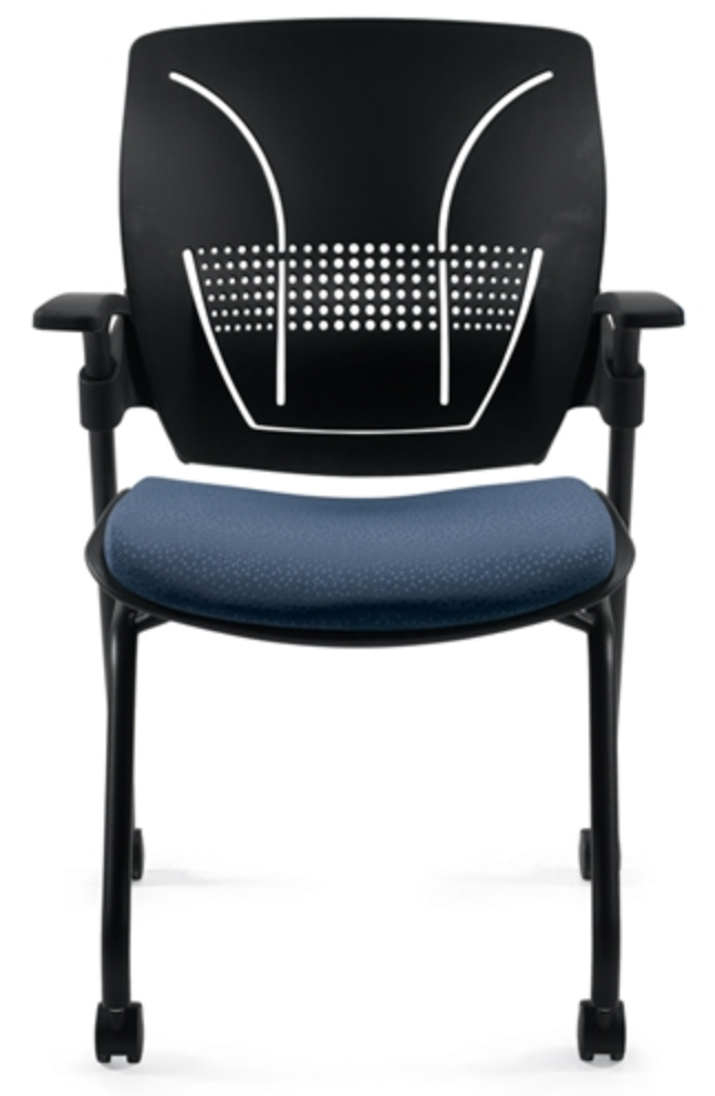 Roma Series Nesting Chair by Global
