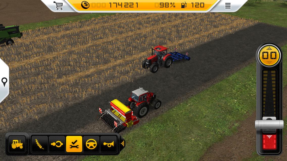 Farming Simulator 14 Android Apk Oyun resimi 2