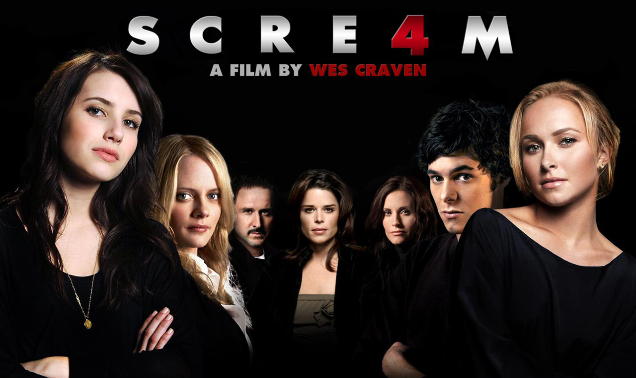Scream 4 review (spoiler-filled edition)