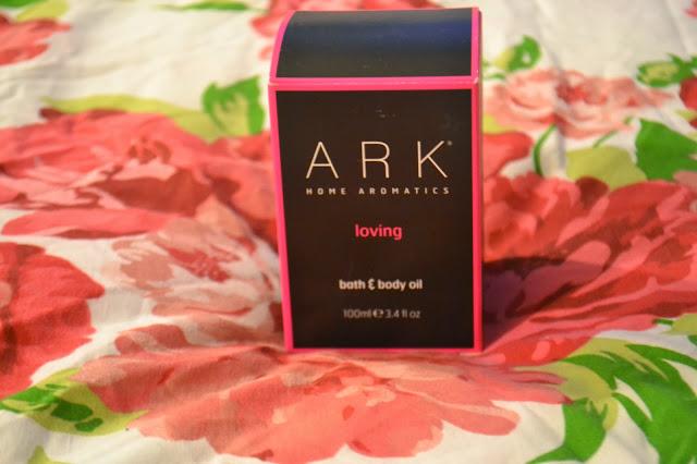 Ark Love Body Oil, Forevermissvanity, Skincare