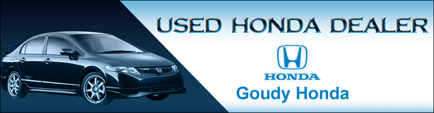 With Varied Options And Excellent Services, Pasadena Residents Will Opt For  Used Cars At Goudy Honda
