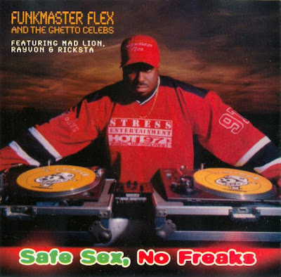 Funkmaster Flex & The Ghetto Celebs – Safe Sex, No Freaks (VLS) (1995) (320 kbps)
