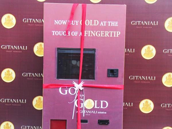 Mesin ATM berlian pertama di dunia
