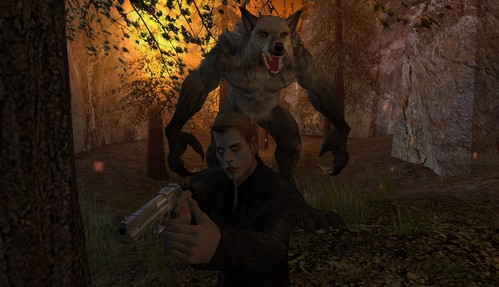 The Nocturnal Rambler: (GGYNP) Vampire: The Masquerade - Bloodlines