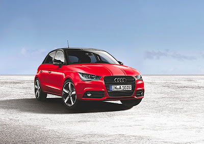Audi A1 amplified Special Editions Debut