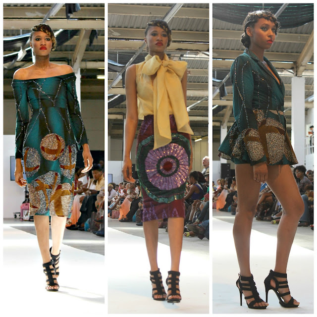 Vakwetu Style Ella Gabby Africa Fashion Week London