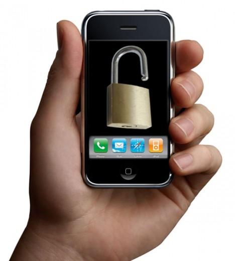 Desbloqueo del iPhone sin necesidad de jailbreak