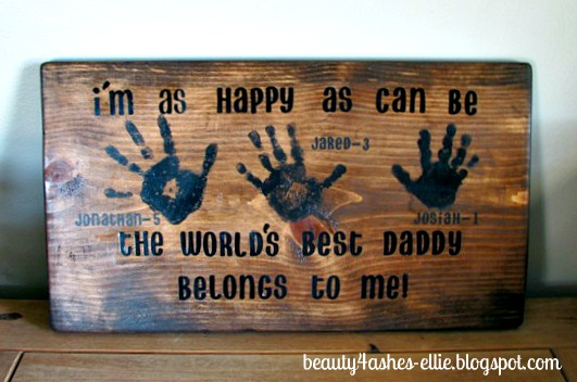 Beauty 4 Ashes Father S Day Sign