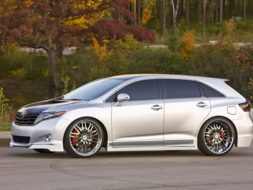 toyota venza 2014 new car price specification review. Black Bedroom Furniture Sets. Home Design Ideas