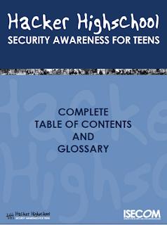 hackhacker hacker high school security awareness for teens free pdf download