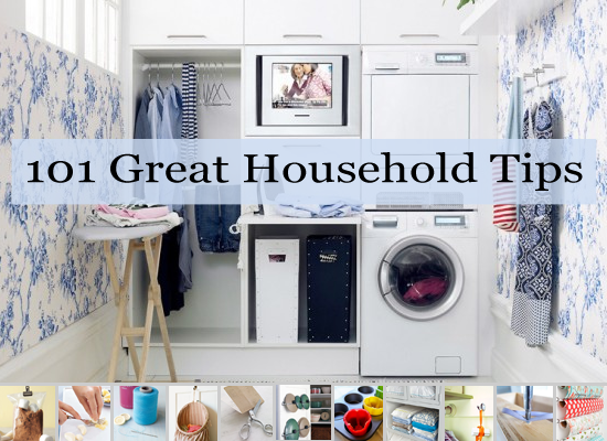101 Household Tips For Every Room In Your Home Glamumous