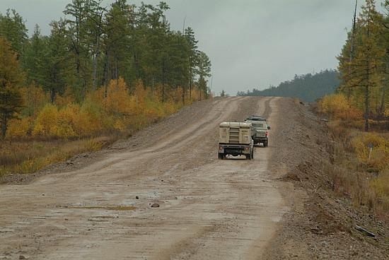 Trans-Siberian Highway - Wikipedia