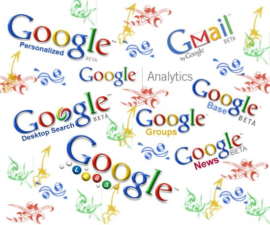 google,google logo,all google,all in one google