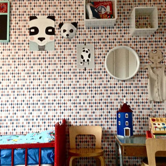poola kataryna, henkari, hanger, bygel, panda poster