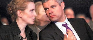 NKM est numéro deux du parti, Laurent Wauquiez secrétaire généralde l'UMP