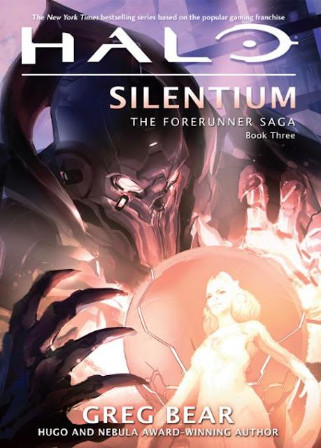silentium book cover greg bear