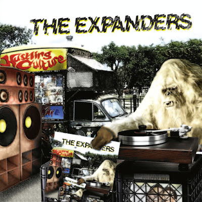 THE EXPANDERS - Hustling Culture (2015)