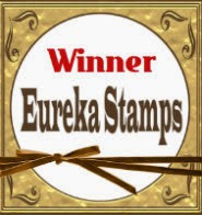 2 x Eureka Stamps Winner