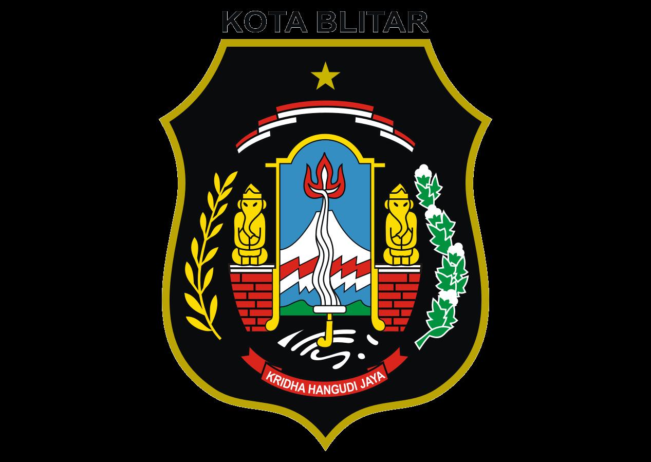 download free Kota Blitar Logo Vector