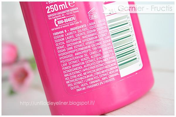Garnier: Fructis Densi & Corposi Shampoo Fortificante