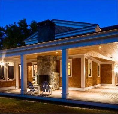 Fachadas de casas fachada casas de campo for Fachada casa campo