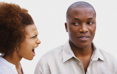 black man black women MAD - Types of Women You Should Avoid