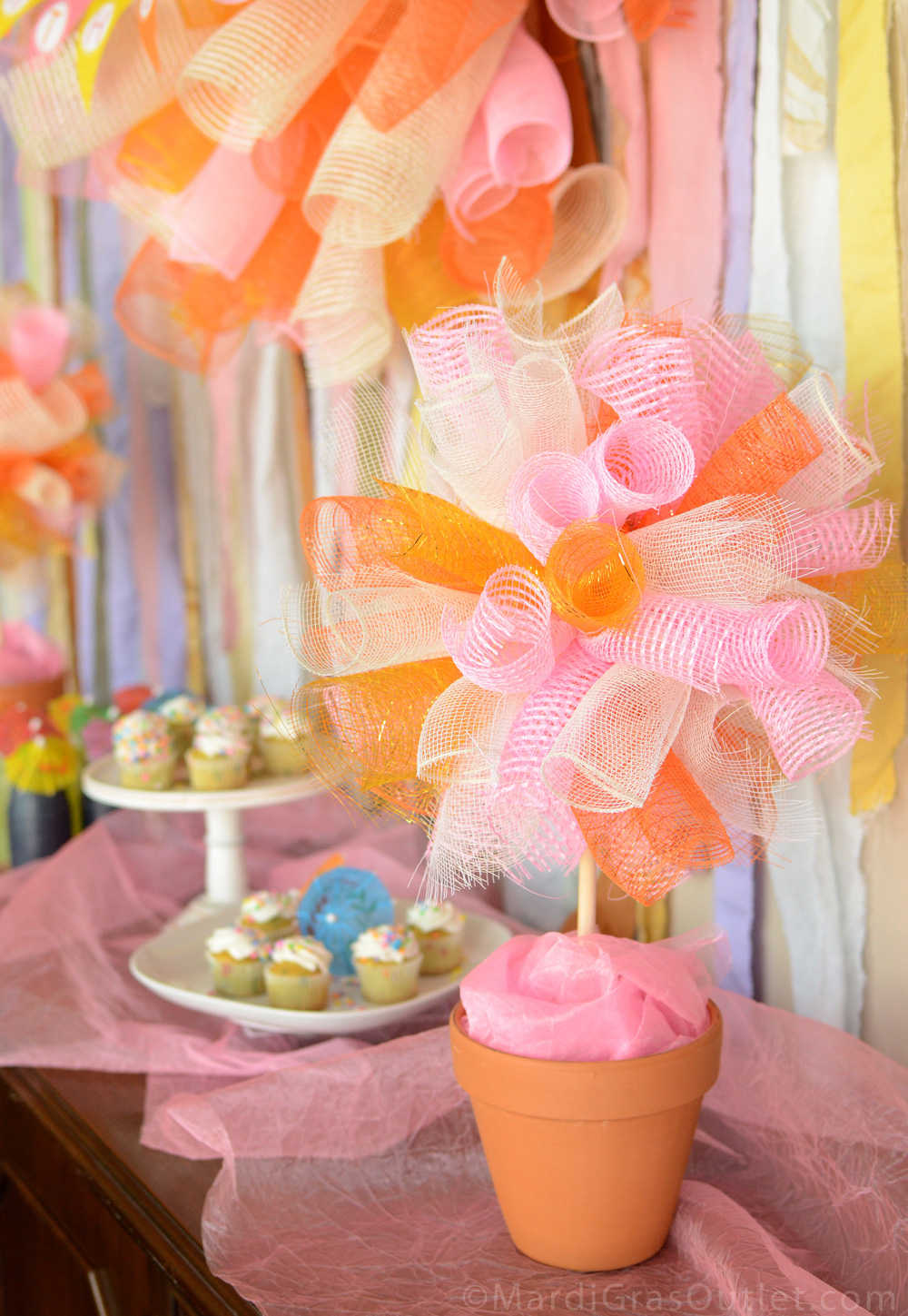 Party ideas by mardi gras outlet sweet summer