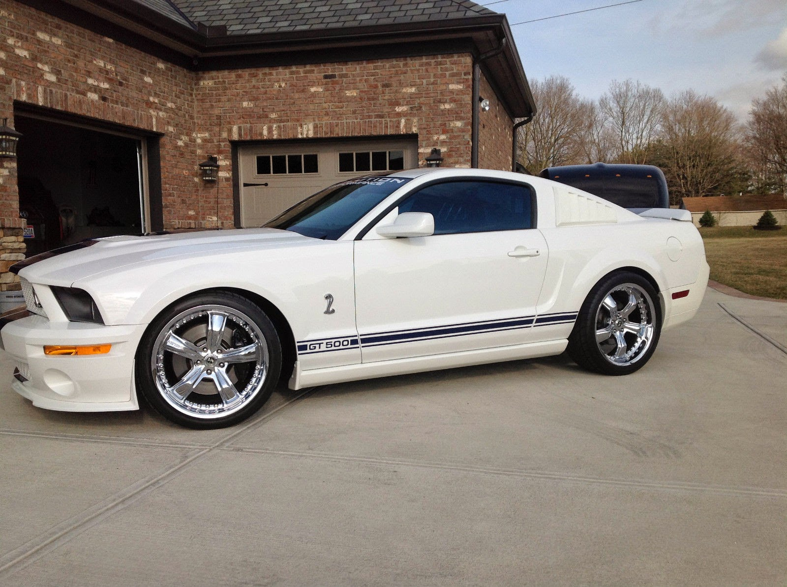 2007 ford mustang shelby gt 500 for sale american muscle cars. Black Bedroom Furniture Sets. Home Design Ideas