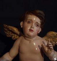 Ángel que llora tus penas