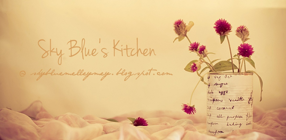  Sky Blue&#39;s Kitchen 