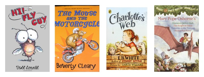 early read aloud chapter books for preschoolers