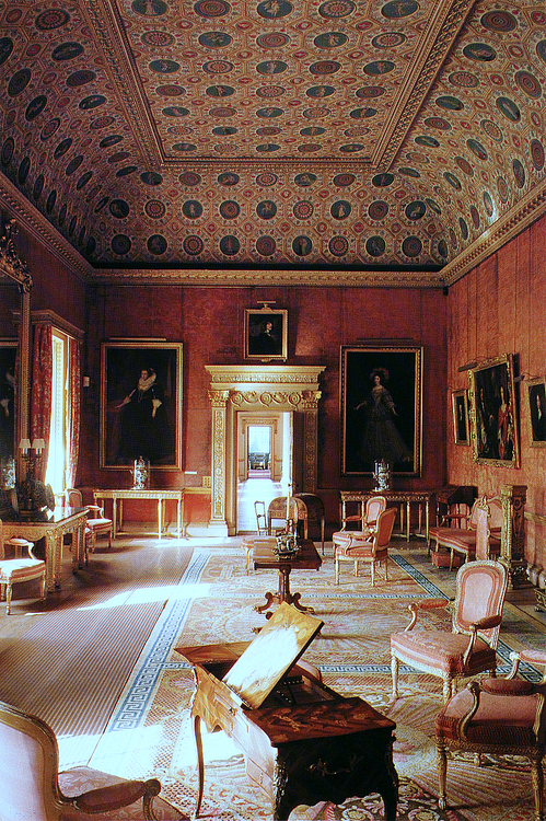 Period Pieces And Portraiture Syon House