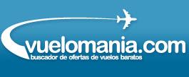 Logo de Vuelomanía