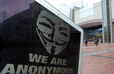 buongiornolink  Anonymous attacca la pagina Fb di Matteo Salvini
