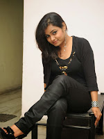 Actress Anusha latest Photos in Black-cover-photo