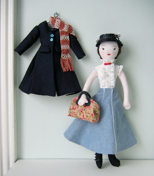 vintage mary poppins costume pattern | Flickr - Photo Sharing!