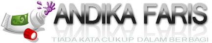 ANDIKA FARIS <sup>imajiner</sup>