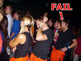 Drink fail