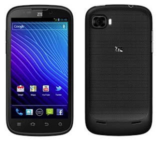 ZTE Grand X V970M, Android Jelly Bean Harga 2 Jutaan